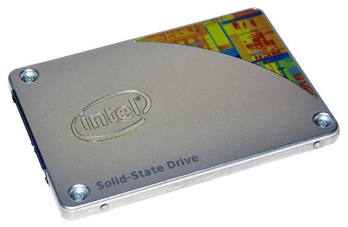 Intel's Latest SSD 2500 Pro Solid State Drive Will Self-Encrypt Your Naughty Bits