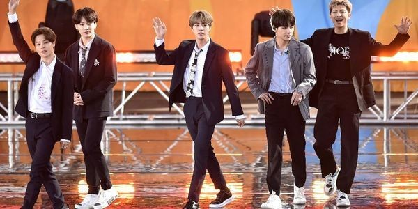 BTS's 'Map Of The Soul: Persona' Is Tied As The Longest-Charting K-Pop Album In U.K. History
