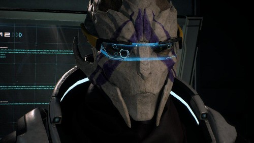 'Mass Effect: Andromeda' Has Its First Great Fan Theory, About Vetra Nyx