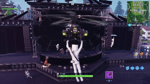 'Fortnite' Marshmello Concert: Start Time, Venue Location And How To Watch
