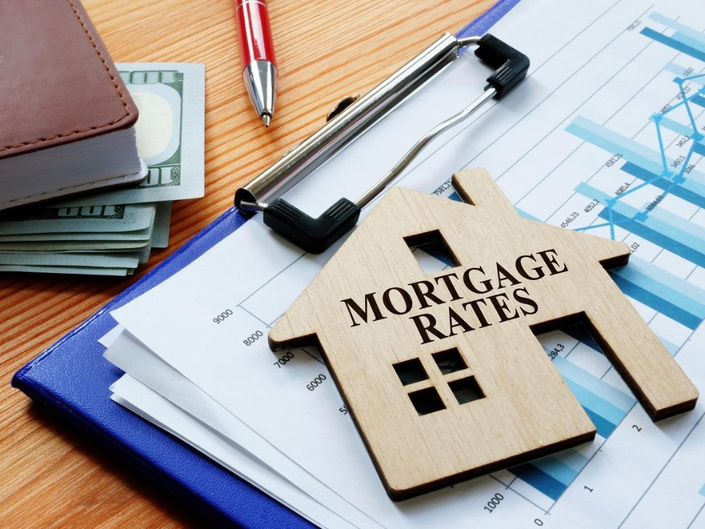 Mortgage Interest Rates Barely Move Above Lowest Levels On Record