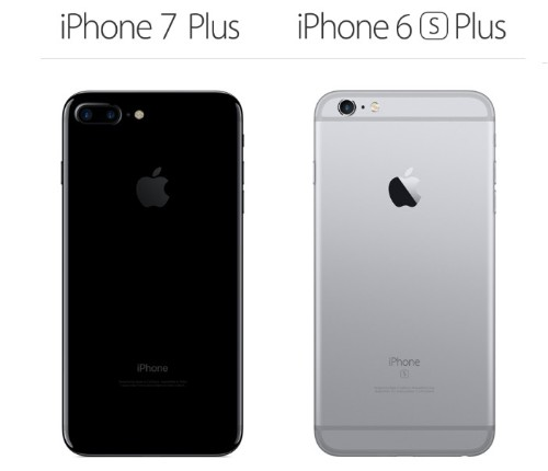 iPhone 7 Plus Vs iPhone 6S Plus: What's The Difference?