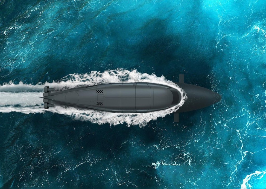 Take A Deep Dive Into The World's Most Innovative Speedboat Submarine