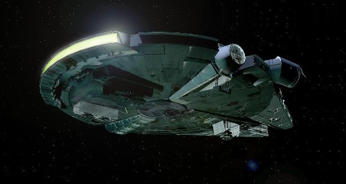 Did Han Solo Use A Trick Of Einstein's Relativity To Make The Kessel Run?