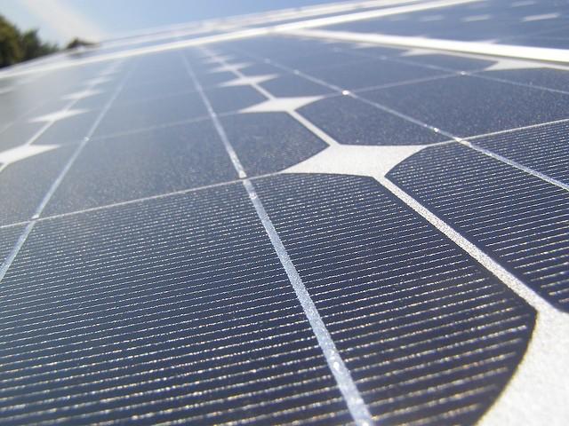 Solar - Magazine cover