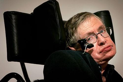 Beware The Robots, Says Hawking