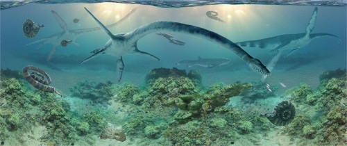 Ancient Sea Monster Unearthed In Alaska Mountains