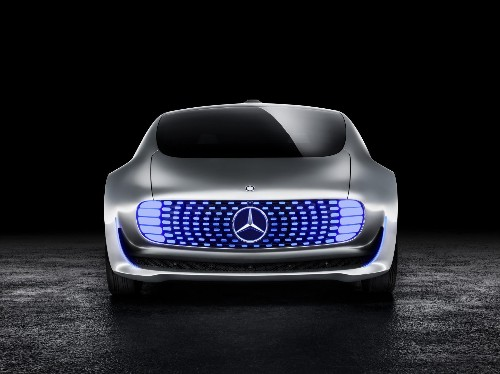 Mercedes-Benz Angles For Pole Position In Self-Driving Derby