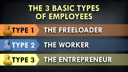 The 3 Basic Types Of Employees: A Simple Guide For Leaders And HR Professionals