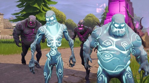 'Fortnite' Leak Reveals The Ice Storm Will Bring Disappointing Fortnitemares Monster Reskins