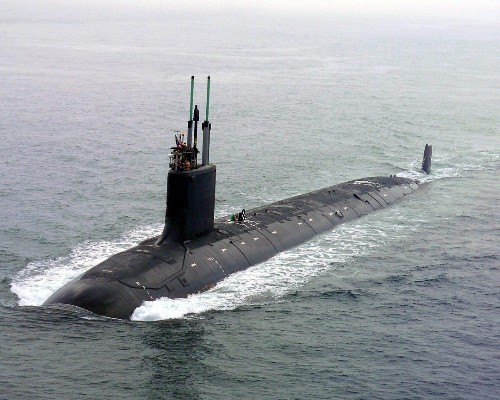U.S. Navy Boosts Submarine Plans As Tensions With Russia And China Worsen