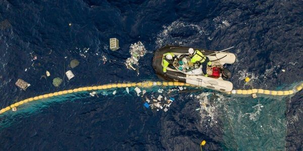 The Ocean Cleanup Has Good News, Hopes To Resume Plastic Cleanup Soon