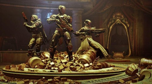 'Destiny 2': With This Reset We're Getting A Ton Of Powerful Rewards