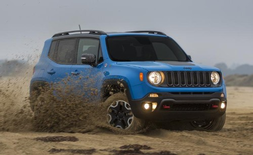 2015 Jeep Renegade: Jeep Jumps into Small SUV Segment with Real Off-Road Ability
