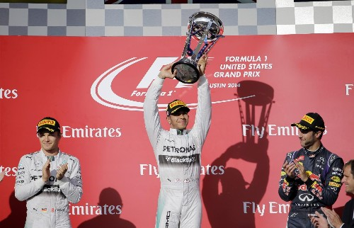 Silver Arrows Rising: Mercedes Benz's High-Speed Surge To The Top Of Formula One