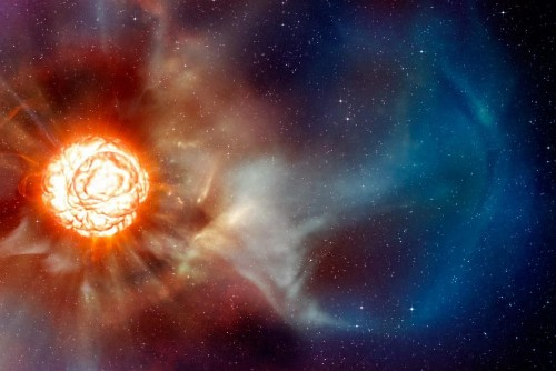 This Is What We'll See When Betelgeuse Really Does Go Supernova