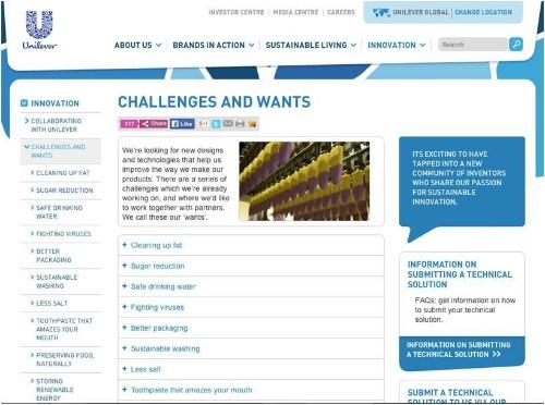 Tasks Of A Chief Innovation Officer -- External Idea Sourcing