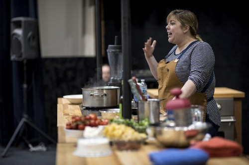 Chicago's Good Food Expo Brings Chefs, Farmers And Food Lovers Together