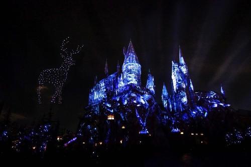 Drone-us Patronus: The Dark Art Of Elevating The Multibillion-Dollar 'Harry Potter' Franchise