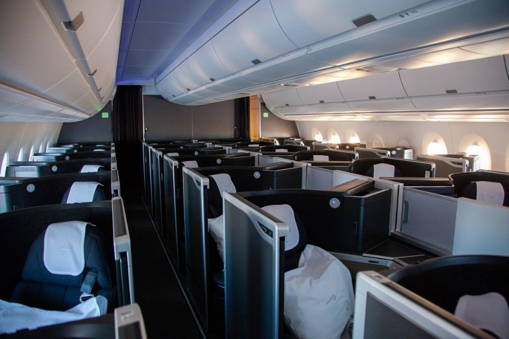 Flying British Airways New Club Suites Business Class