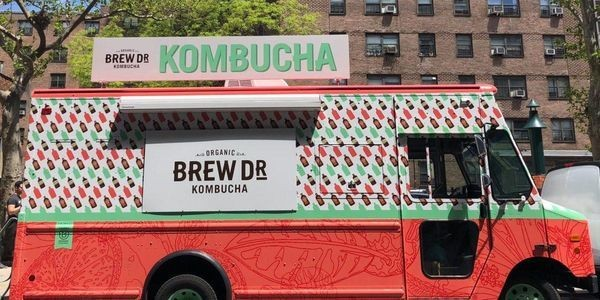 How One Of The Largest Kombucha Brands Is Building A No Waste Model