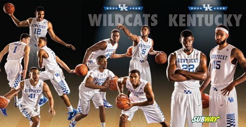 31st NBA Franchise--Kentucky--Proudly Announces Its Team Is Turning Pro