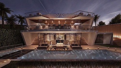 Superyacht Design Becomes The Latest Trend For Luxury Homes On Land