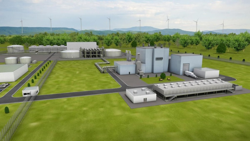 America Steps Forward To Expand Nuclear Power