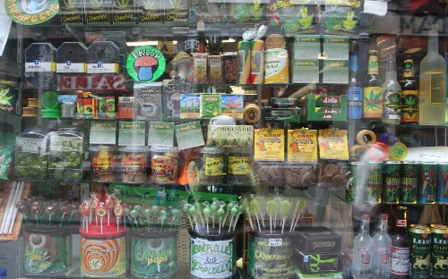 Marijuana Reaches New Gastronomic Highs