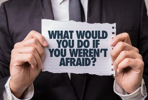 How I Overcame The Fear Of Going Broke