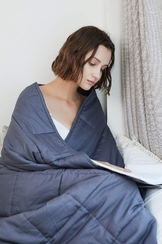 The Best Weighted Blanket, Based on Your Sleeping Style