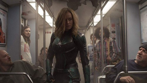 Box Office: 'Captain Marvel' Passes $270M Domestic And $500M Overseas