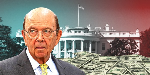 Why Forbes Is Dropping Wilbur Ross' Net Worth—Again