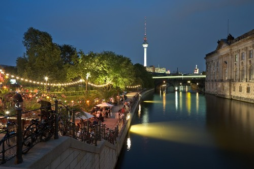 Berlin Voted World's 'Most Fun' City