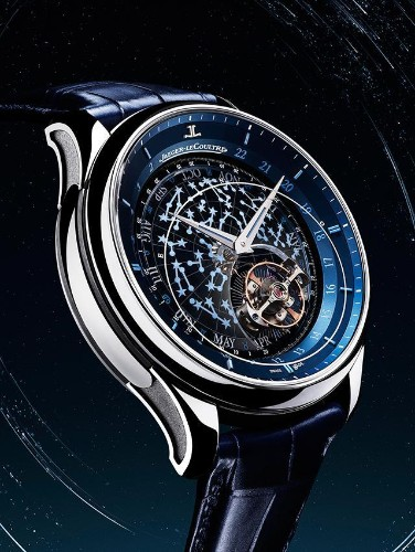 Jaeger-LeCoultre Lights Up The Sky With The Master Grande Tradition Tourbillon Céleste