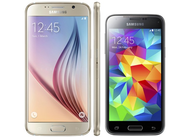 Samsung Leaks Reveal 4.8-inch Galaxy S6 Mini And 5.5-inch Galaxy S6 Plus