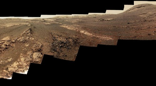 This Amazing Last Panorama From NASA's Opportunity Rover Reveals Its Final Resting Place On Mars