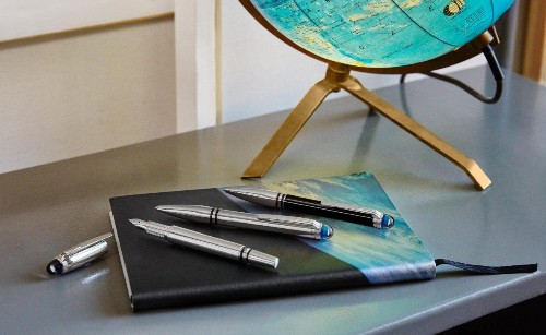 How A Montblanc Pen Can Help You Reconnect With The Entire Planet