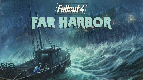 Fallout 4's 'Far Harbor' DLC Releases Tomorrow