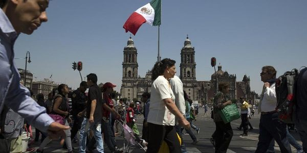 For Mexico, Drugs And Crime Erasing Free Trade Gains