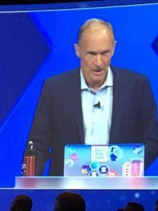 World Wide Web Inventor Tim Berners-Lee Pushes For A Better Web