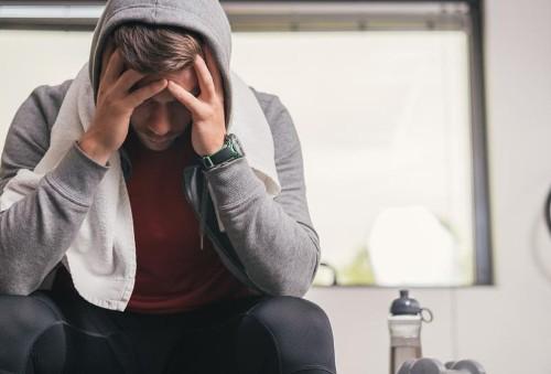 Mental Health in the Locker Room