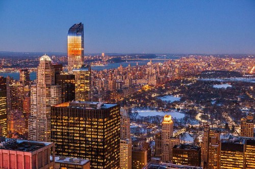 Chinese Airline Tycoon Buys NYC Condo For $47.4M