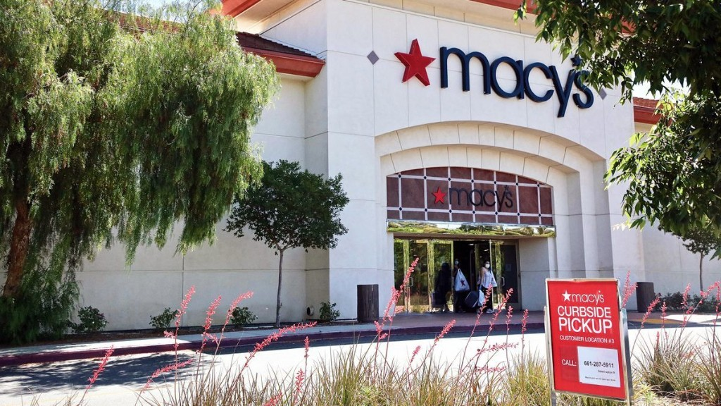 How Macy's Can Make Christmas Joyful This Year