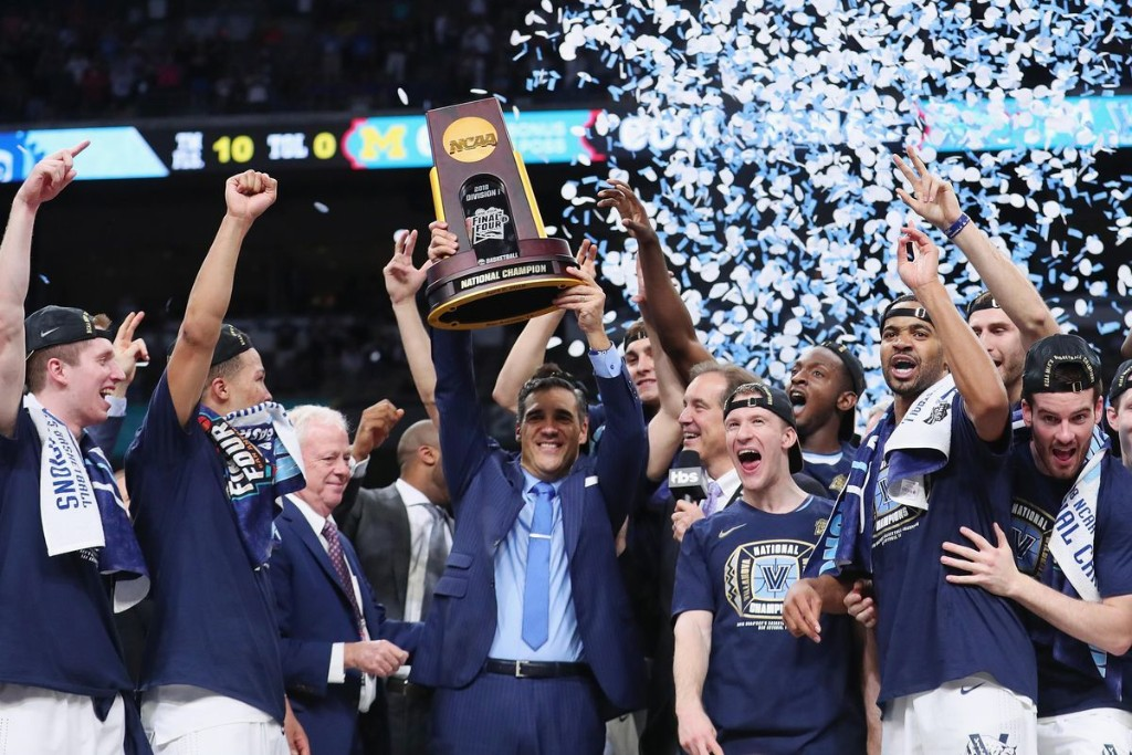 Villanova, Iowa, Baylor Listed As Early Favorites To Win 2021 NCAA Championship