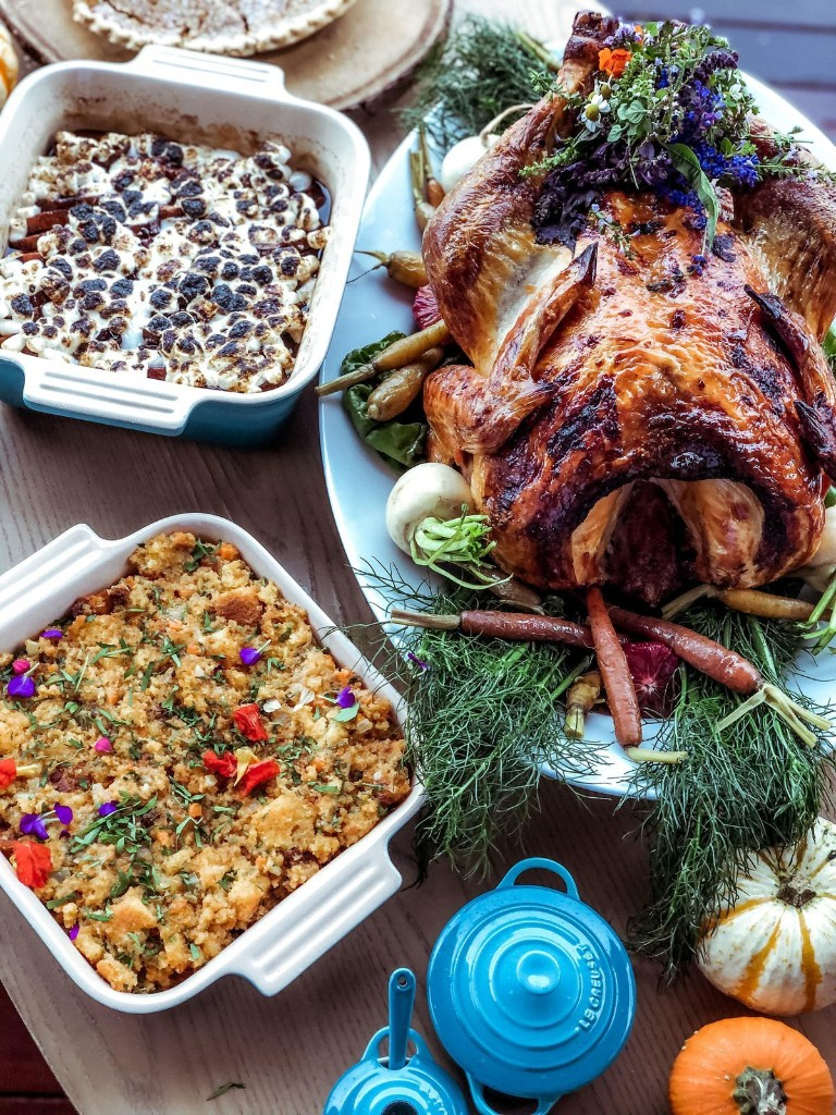 29 Thanksgiving Recipes From Top Hotels Around The World