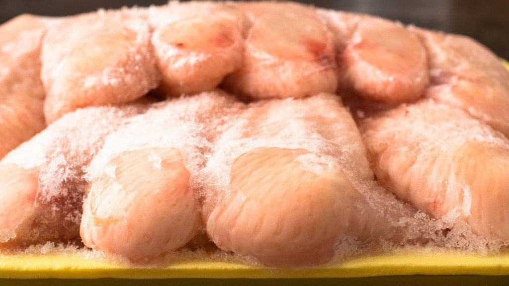 Coronavirus Detected On Batch Of Chicken Wings Imported From Brazil, Chinese Officials Say