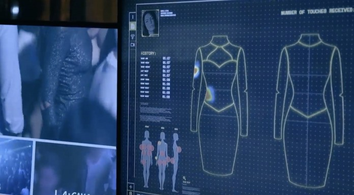 The Smart Dress That Is Bringing Sexual Harassment Into The Limelight