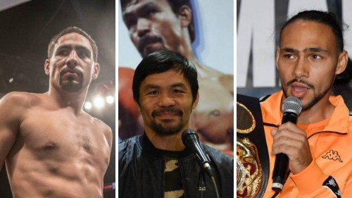 Manny Pacquiao's Next Fight: Pac-Man's Coach Talks Danny Garcia And Other Preferred Opponents