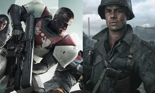 Does 'Destiny 2' Have A Shot At Outselling 'Call of Duty: WWII' This Fall?